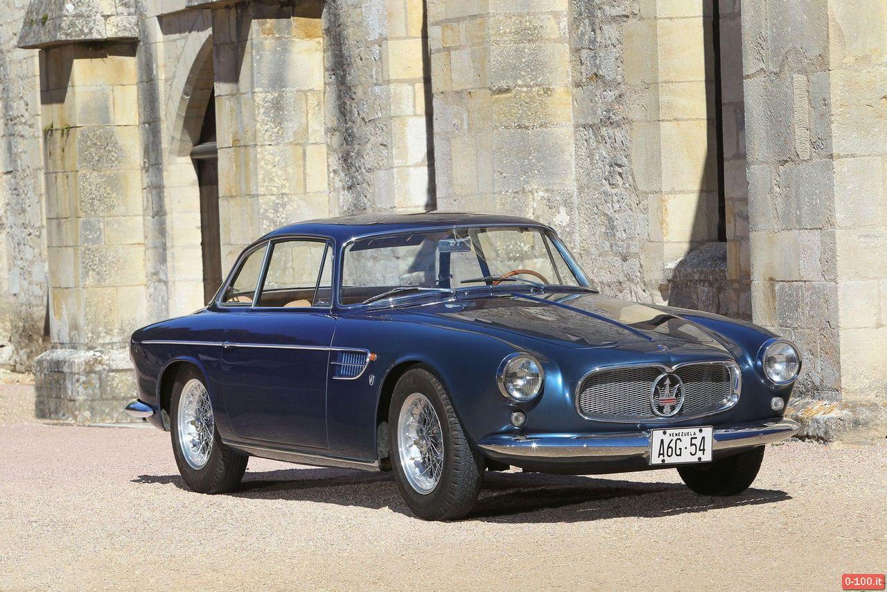 lot 22 - 1957 Maserati A6G 54GT Coupé