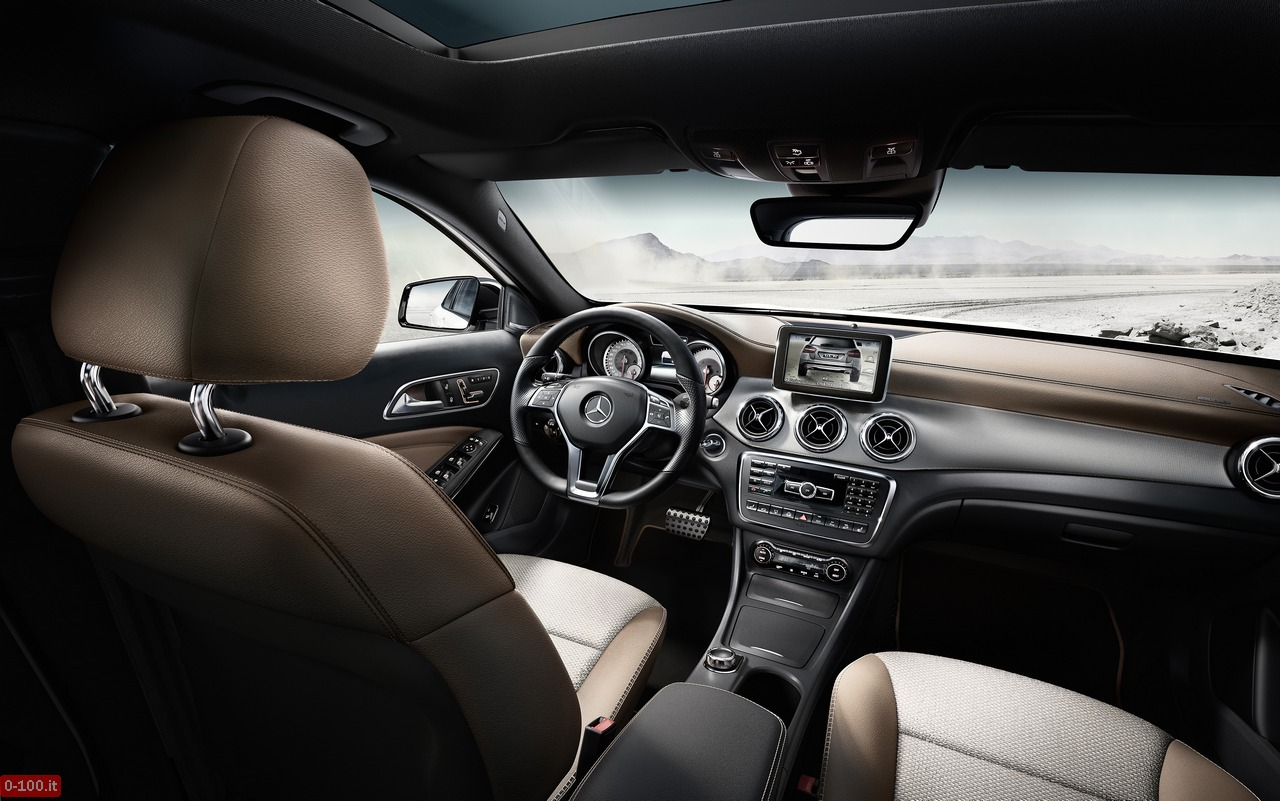 Mercedes-Benz GLA Edition 1 (X156) 2013