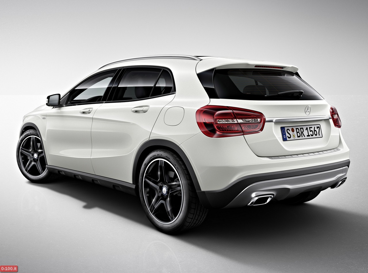 Mercedes-Benz GLA Edition 1