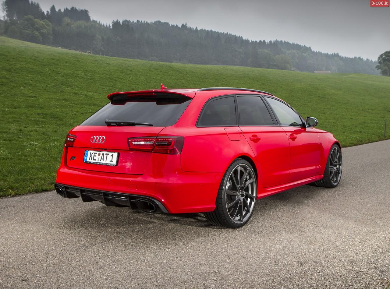 Abt Audi Rs6 700 Cavalli 880 Nm 0 100 It