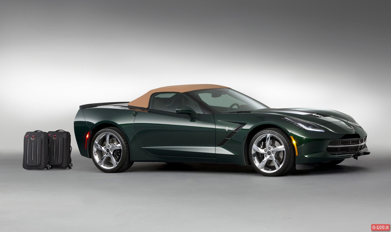 2014 Corvette Stingray Premiere Edition Convertible