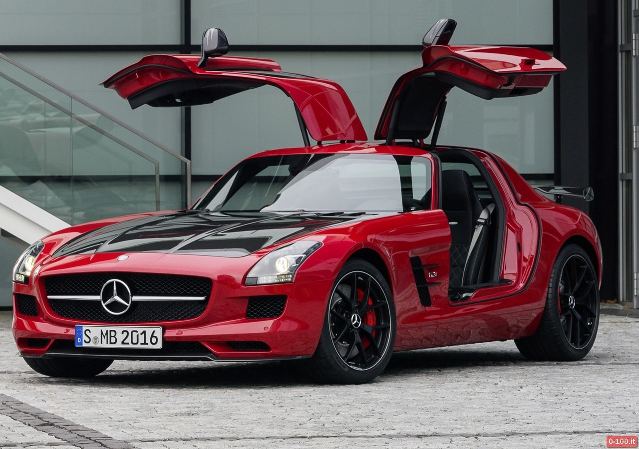 Mercedes-Benz S 65 AMG und SLS AMG GT FINAL EDITION