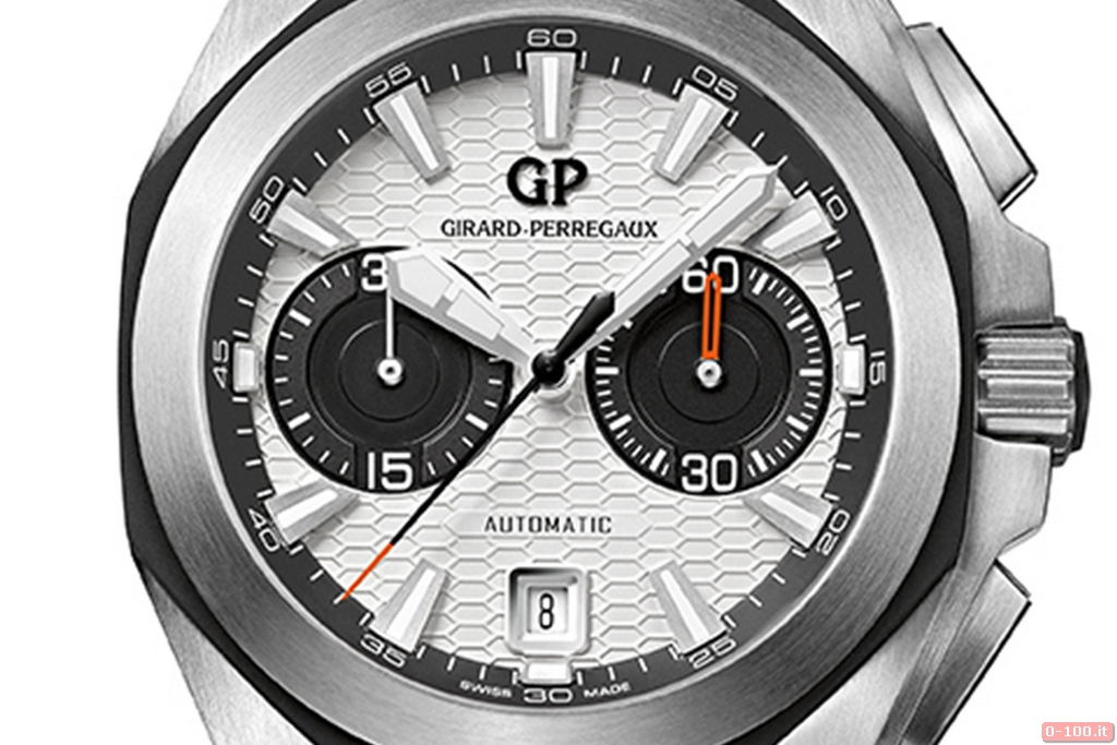 Anteprima SIHH 2014_Girard-Perregaux New Chrono Hawk Steel Bracelet_0-100_2