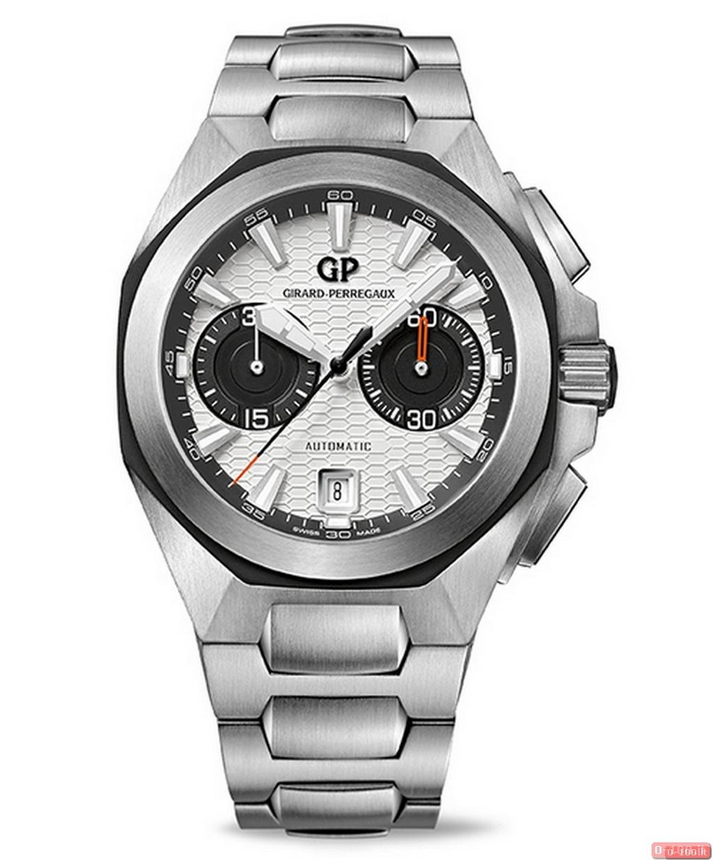 Anteprima SIHH 2014_Girard-Perregaux New Chrono Hawk Steel Bracelet_0-100_3