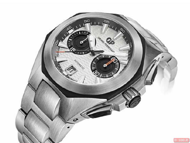 Anteprima SIHH 2014_Girard-Perregaux New Chrono Hawk Steel Bracelet_0-100_4