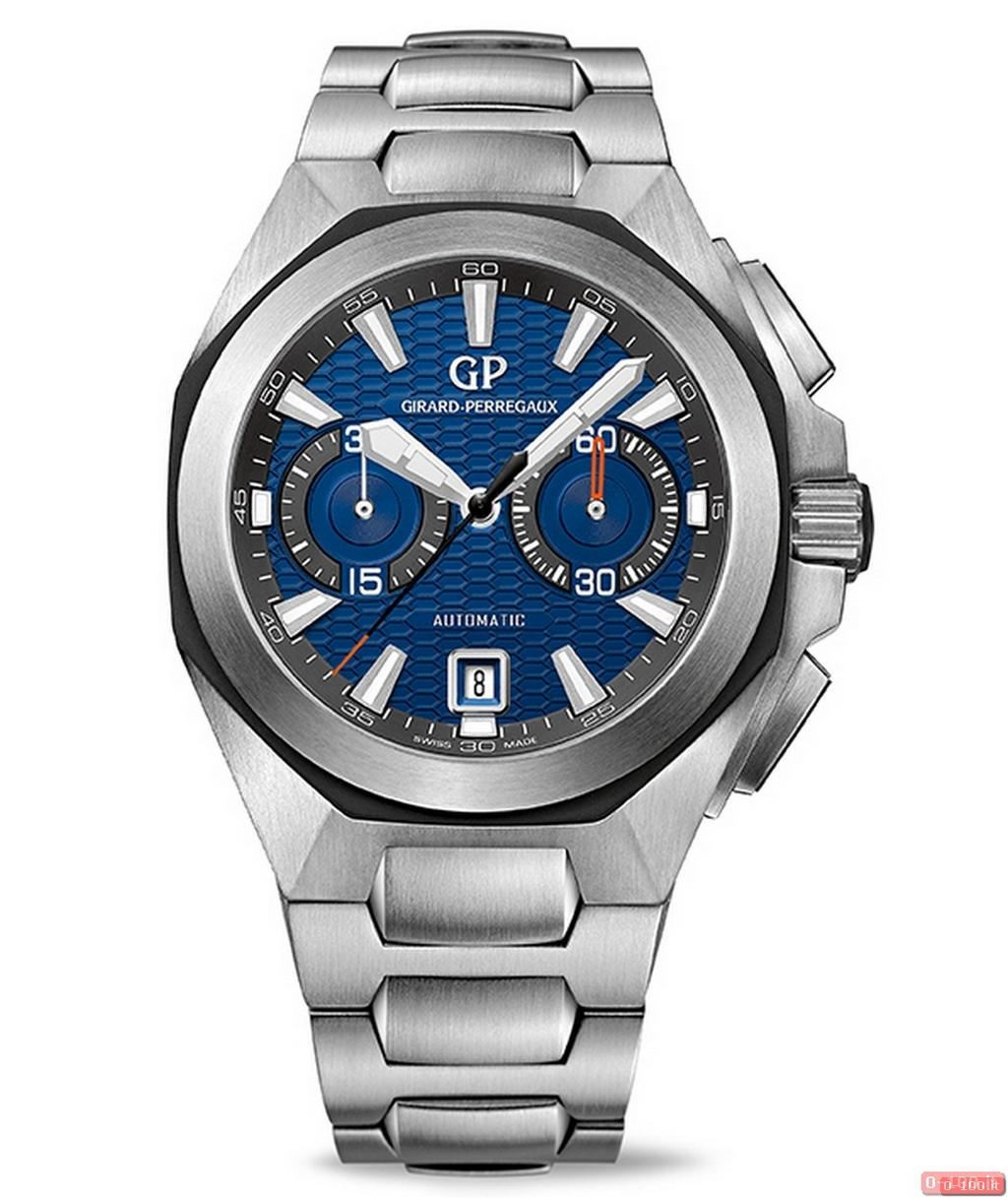 Anteprima SIHH 2014_Girard-Perregaux New Chrono Hawk Steel Bracelet_0-100_5