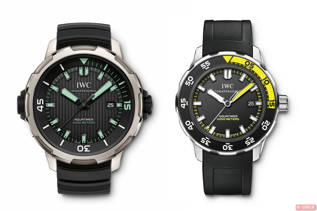 Aquatimer Automatic 2000 – 2009 and 2014 Editions_0-100
