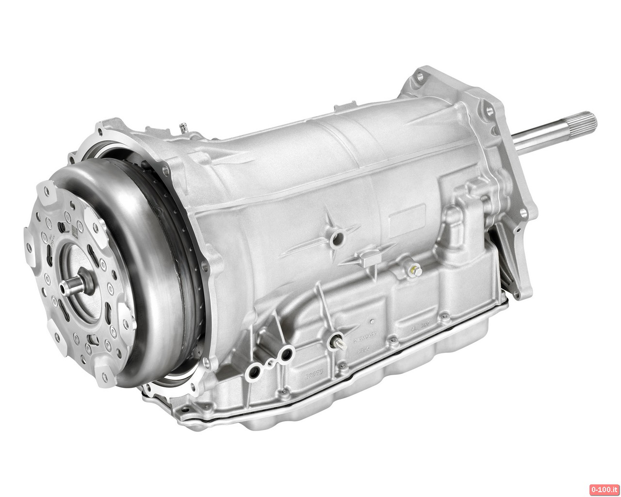 2015 Hydra-Matic 8L90 (M5U) Eight-Speed RWD Auto Transaxle for C