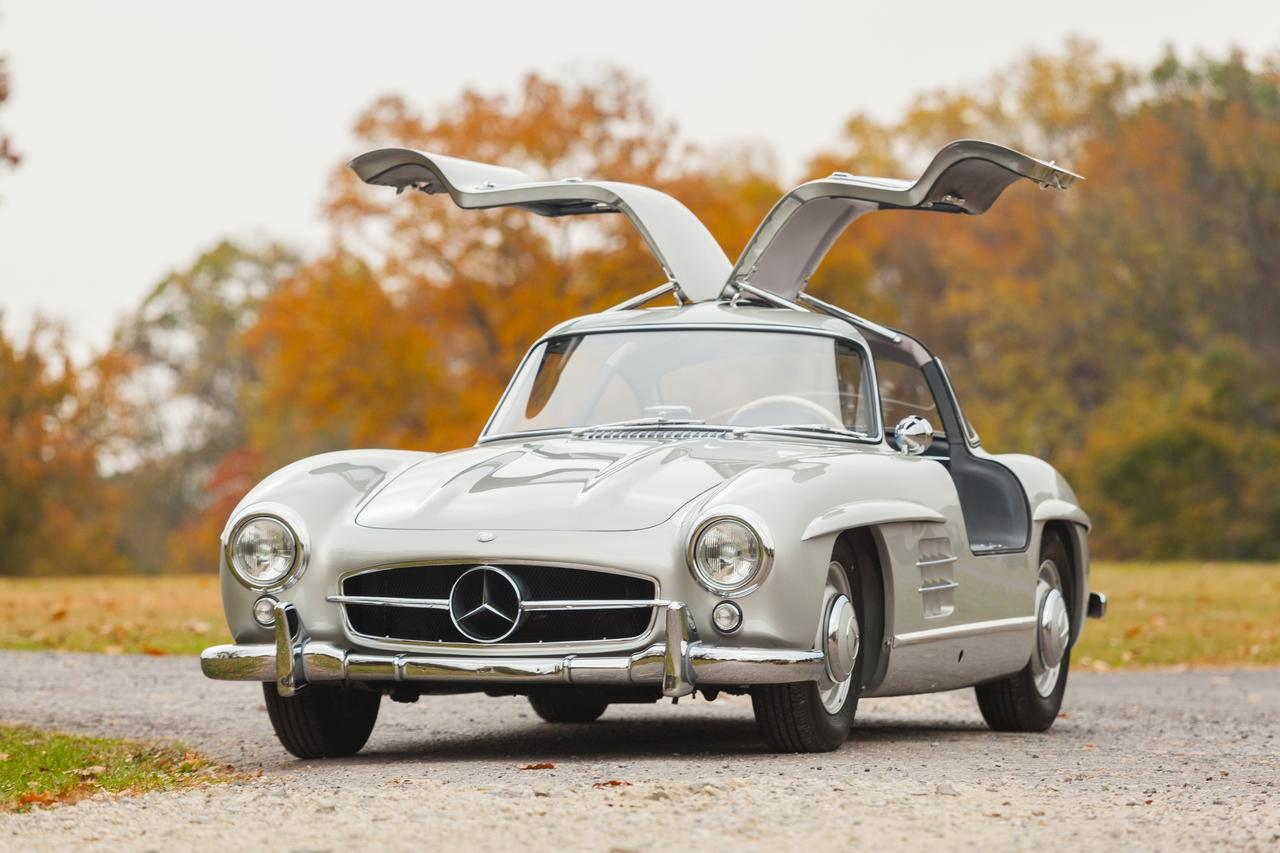 mercedes-300-sl-gullwing--0-100