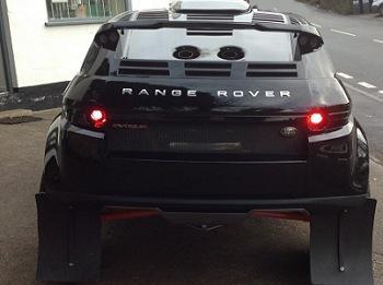 milner lrm 1 la range rover evoque da rally 0. Black Bedroom Furniture Sets. Home Design Ideas