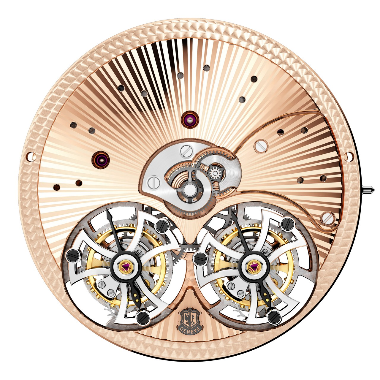 MANUFACTURE ROGER DUBUIS - Movement RD102