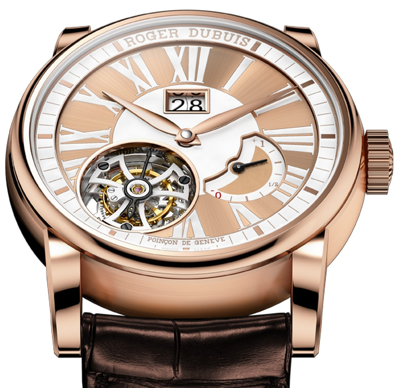 RDDBHO0568 Roger Dubuis Hommage Collection