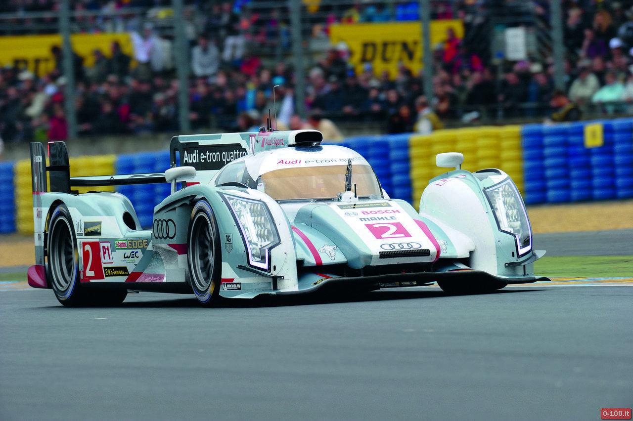 Course - 24 Heures du Mans 2013