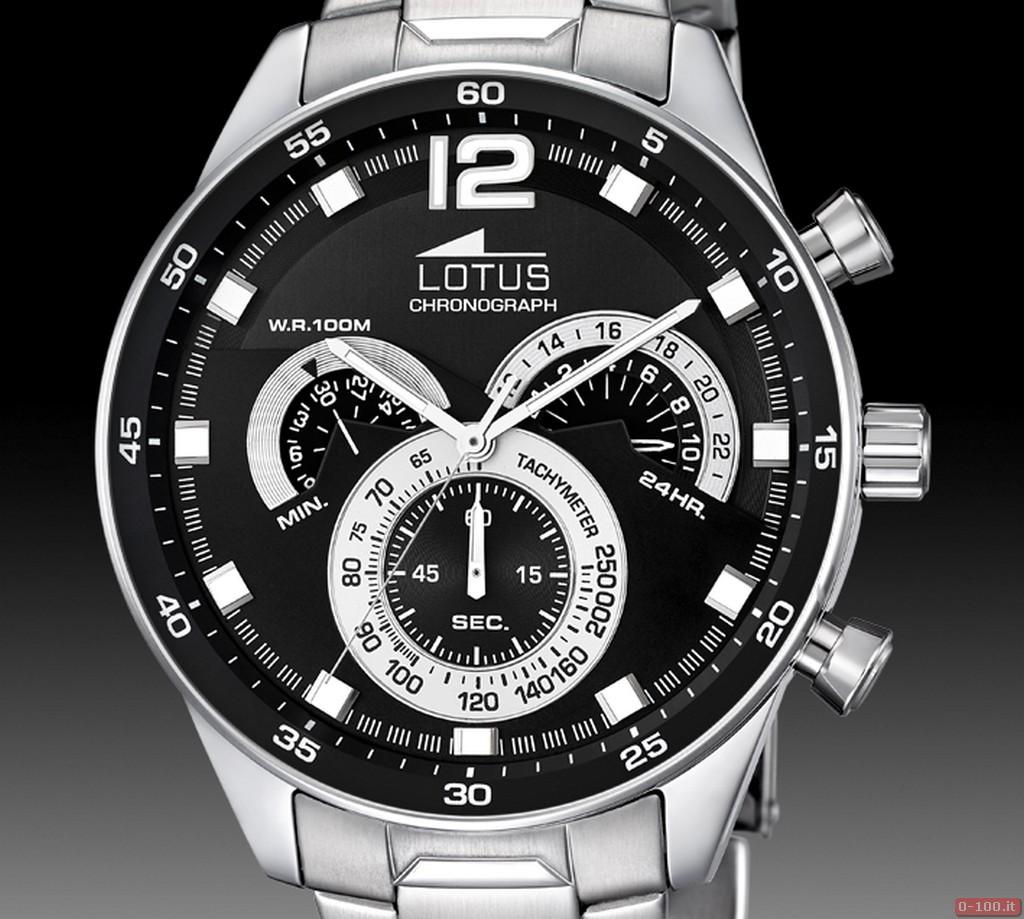 Anteprima Baselworld 2014: la nuova collezione di cronografi Lotus prezzo price_0-100