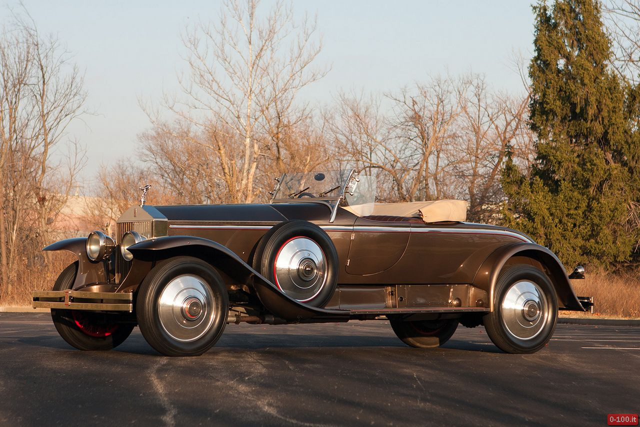 Rolls-Royce-Phantom-I-York-Roadster-0-100