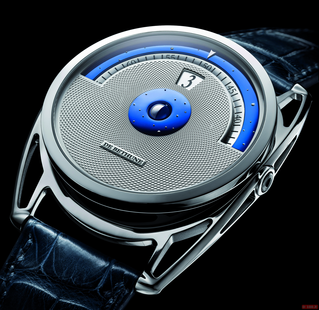 anteprima baselworld 2014 de bethune db28 digitale 0. Black Bedroom Furniture Sets. Home Design Ideas