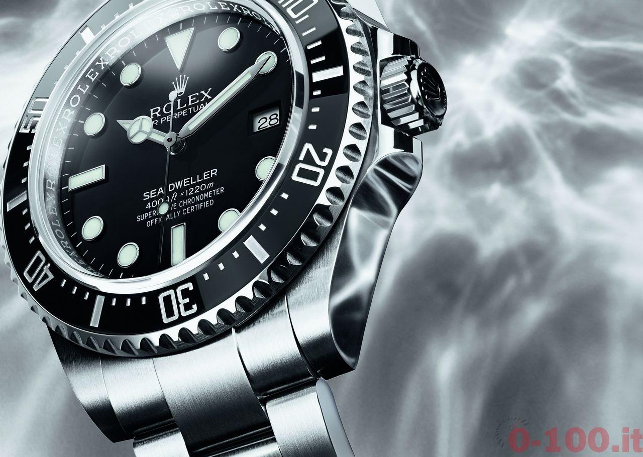 SEA-DWELLER 4000 - 904L STEEL