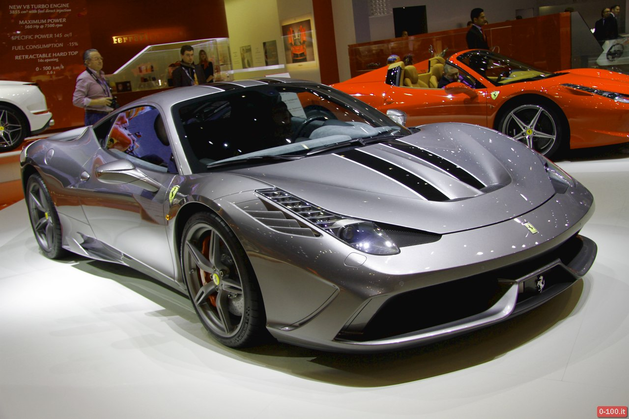 speculescionz ferrari clienti pazzi pur di acquistare una 458 speciale 0. Black Bedroom Furniture Sets. Home Design Ideas