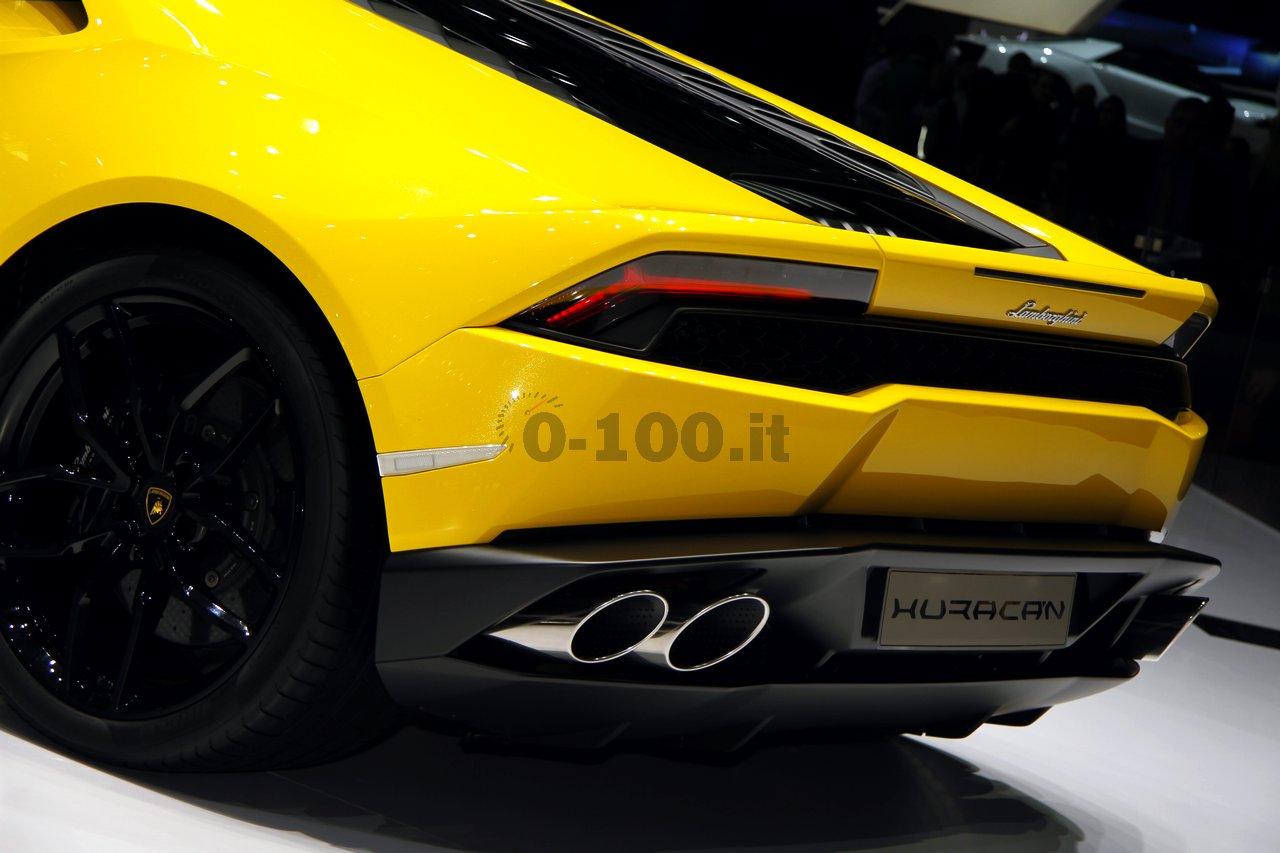 Lamborghini Aventador 0 100