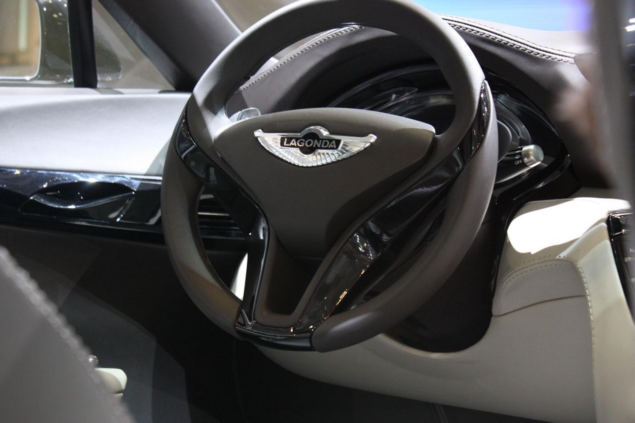 Aston martin first suv lagonda concept luxury