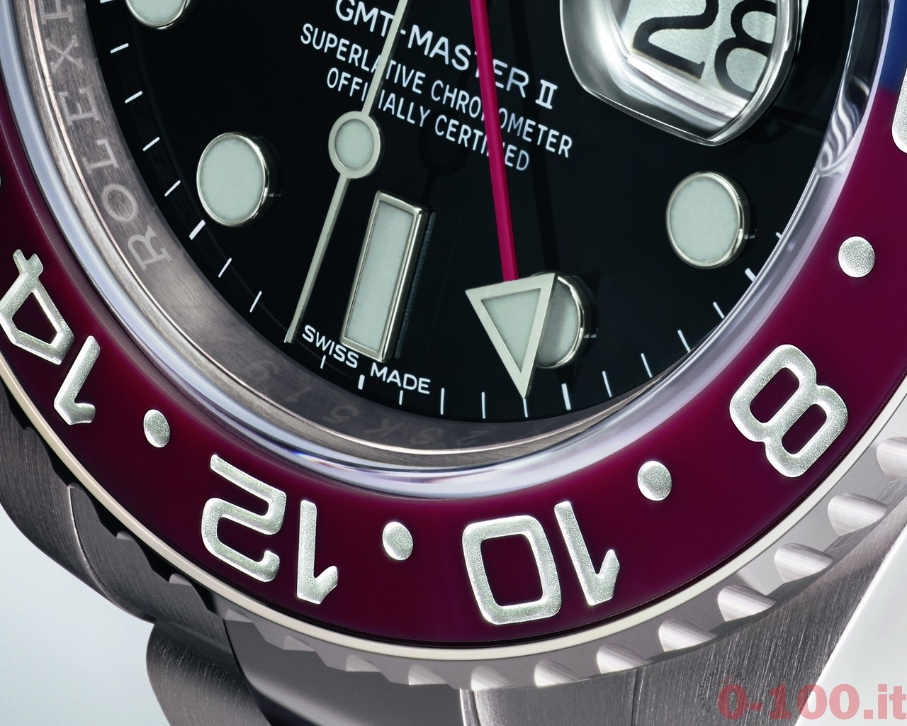 Baselworld 2014: Rolex Oyster Perpetual GMT Master II ...