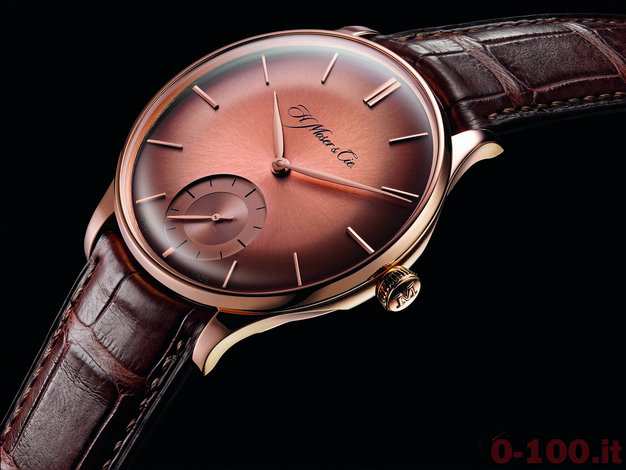 Baselworld-2014-H. Moser & Cie Venturer Small Seconds _0-1001