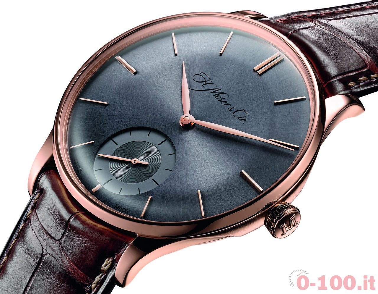 Baselworld-2014-H. Moser & Cie Venturer Small Seconds _0-10010