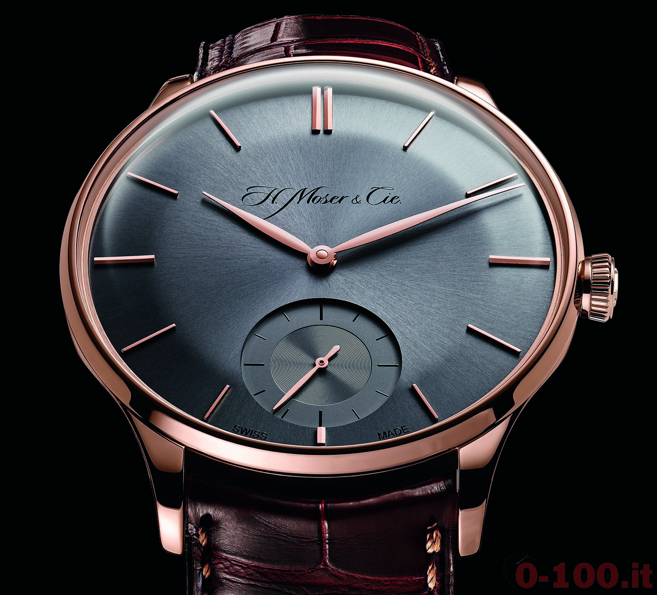 Baselworld-2014-H. Moser & Cie Venturer Small Seconds _0-10011