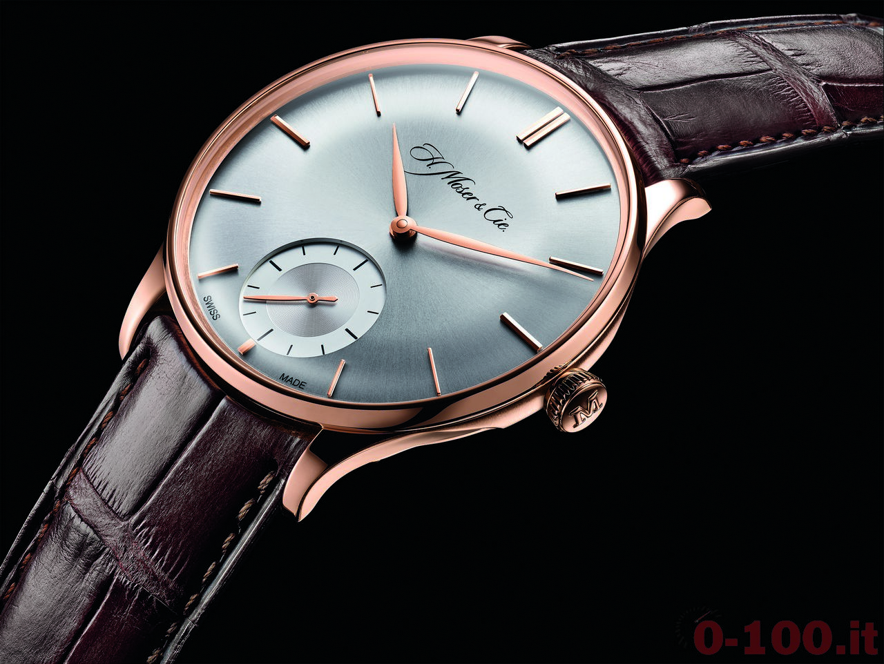 Baselworld-2014-H. Moser & Cie Venturer Small Seconds _0-10013