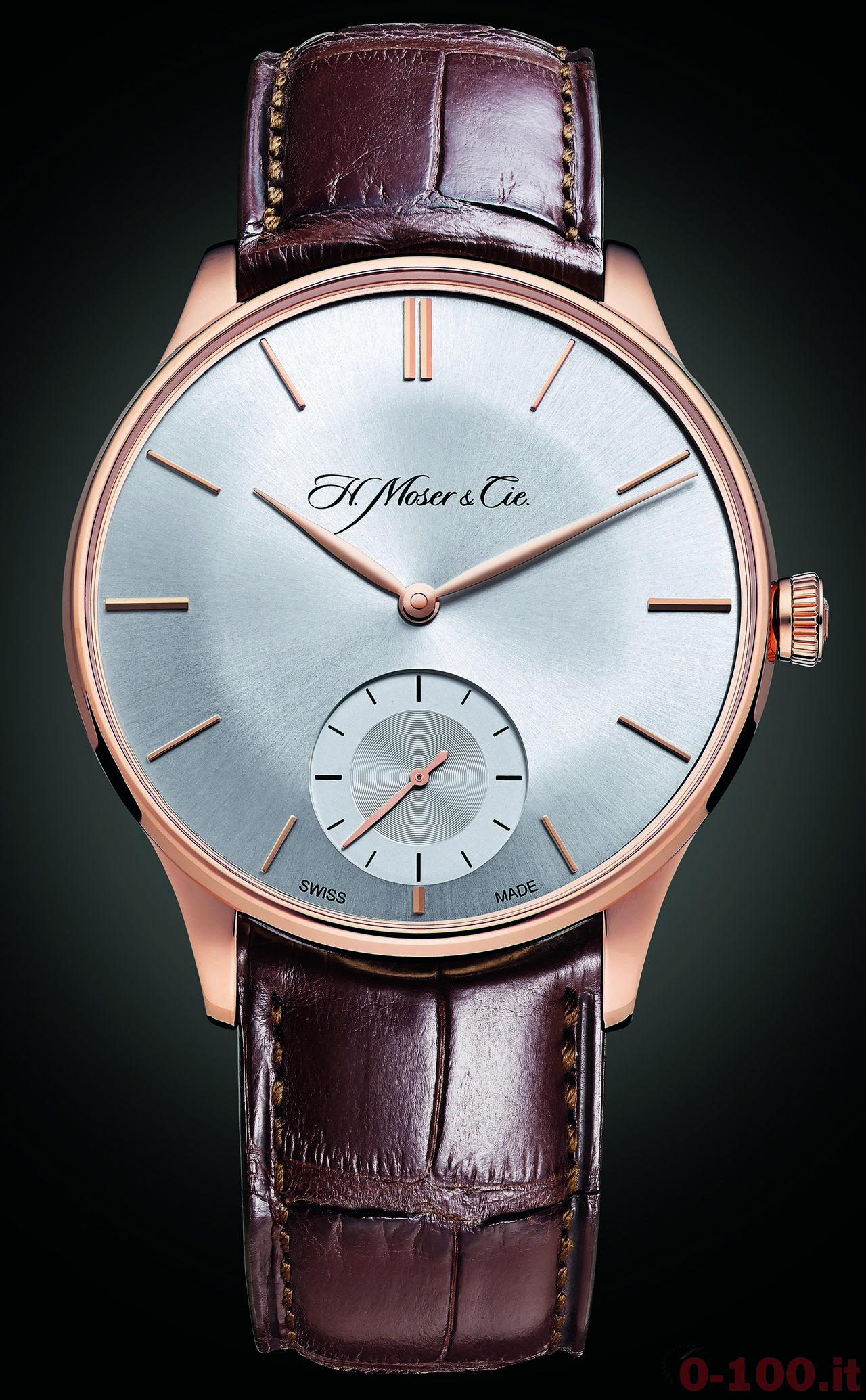 Baselworld-2014-H. Moser & Cie Venturer Small Seconds _0-10014