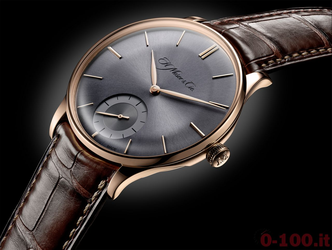 Baselworld-2014-H. Moser & Cie Venturer Small Seconds _0-10015