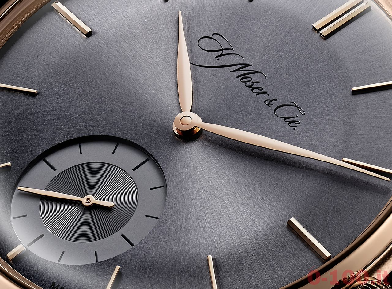 Baselworld-2014-H. Moser & Cie Venturer Small Seconds _0-10016