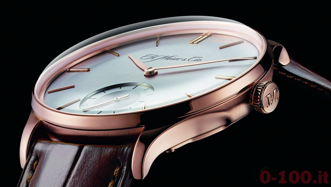 Baselworld-2014-H. Moser & Cie Venturer Small Seconds _0-10017
