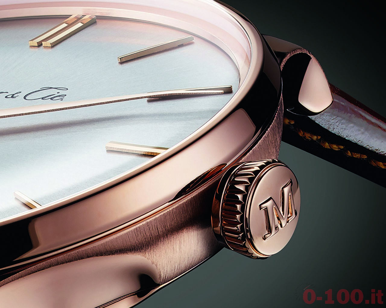 Baselworld-2014-H. Moser & Cie Venturer Small Seconds _0-10018