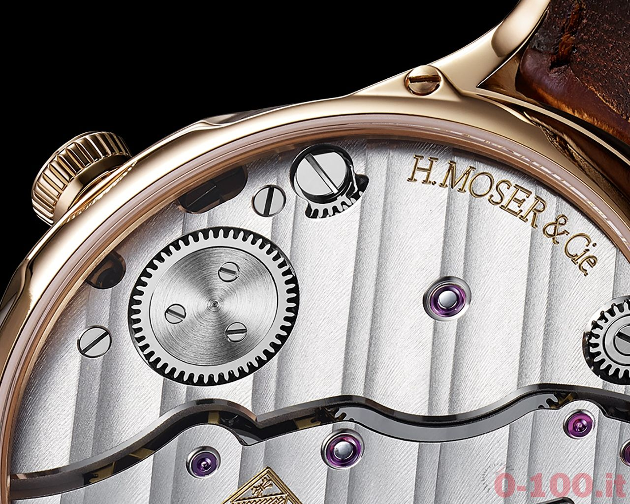 Baselworld-2014-H. Moser & Cie Venturer Small Seconds _0-10025