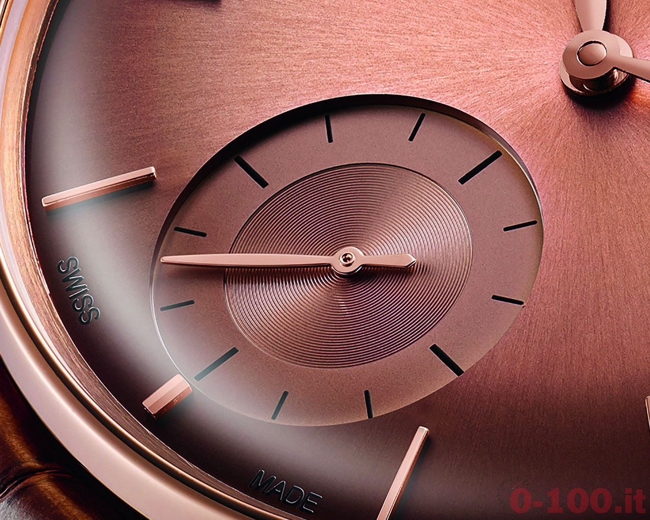Baselworld-2014-H. Moser & Cie Venturer Small Seconds _0-1003