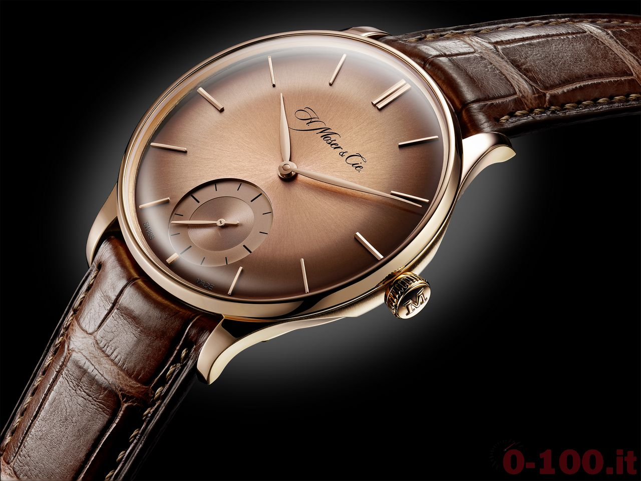 Baselworld-2014-H. Moser & Cie Venturer Small Seconds _0-1005