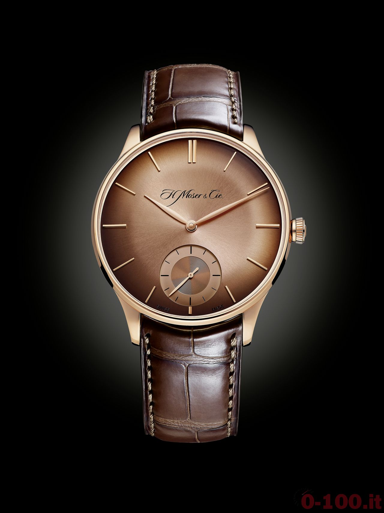 Baselworld-2014-H. Moser & Cie Venturer Small Seconds _0-1006