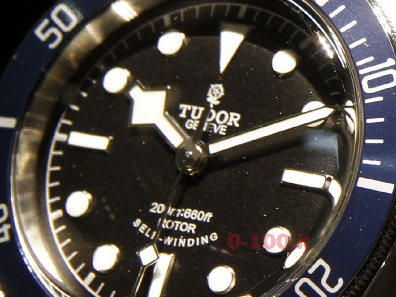 Baselworld2014_Tudor Heritage Black Bay Ref. 79220B-0-1005