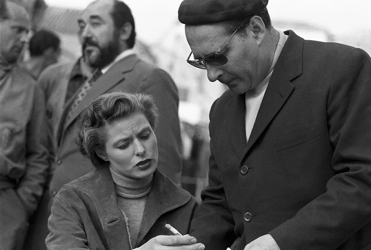 Ingrid Bergman & Roberto Rossellini - Viaggio in Italia - 1953-0-100