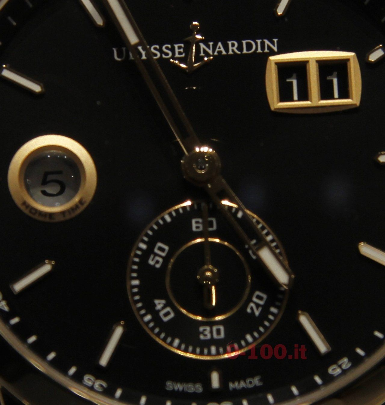 baselworld-2014-Ulysse Nardin Dual Time Manufacture_Ref_3346-126-91_0-10010