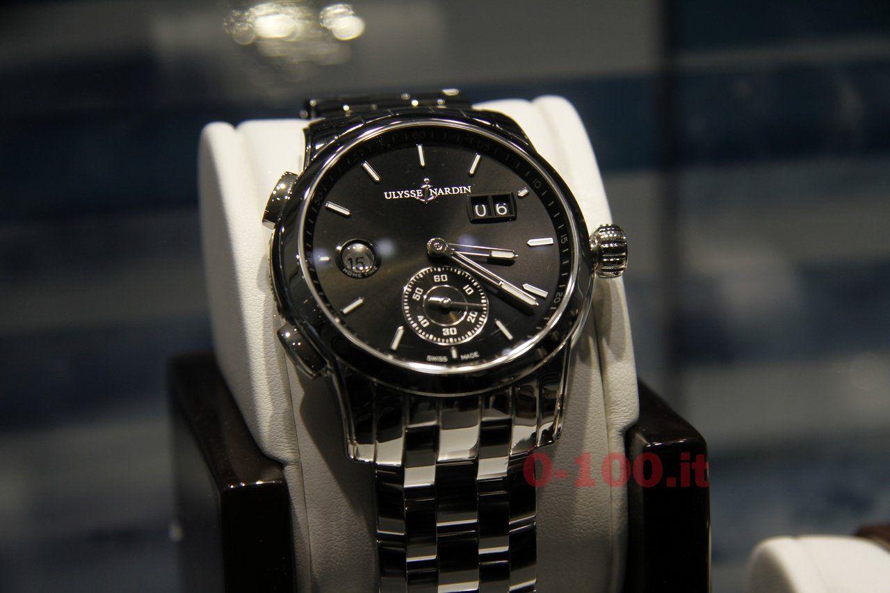 baselworld-2014-Ulysse Nardin Dual Time Manufacture_Ref_3346-126-91_0-10011