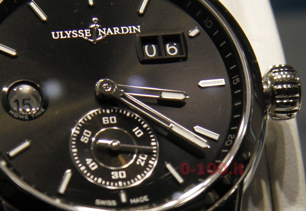 baselworld-2014-Ulysse Nardin Dual Time Manufacture_Ref_3346-126-91_0-10012