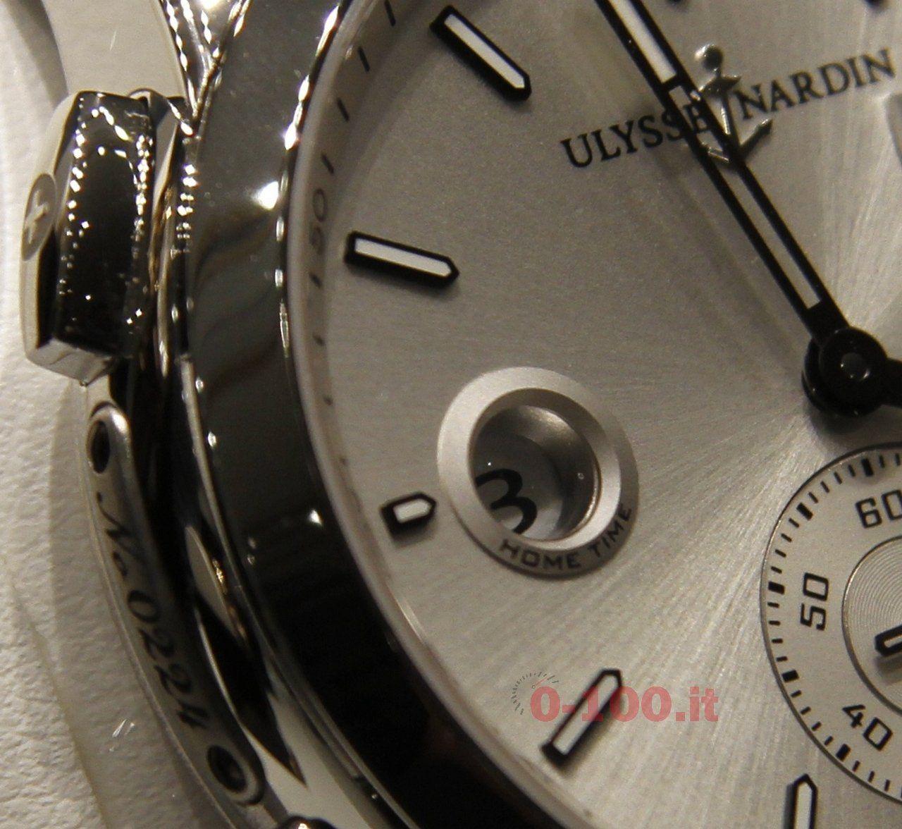 baselworld-2014-Ulysse Nardin Dual Time Manufacture_Ref_3346-126-91_0-1002