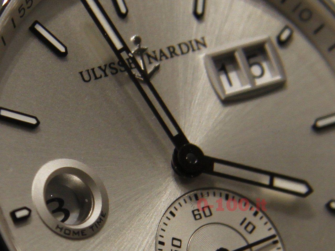 baselworld-2014-Ulysse Nardin Dual Time Manufacture_Ref_3346-126-91_0-1003