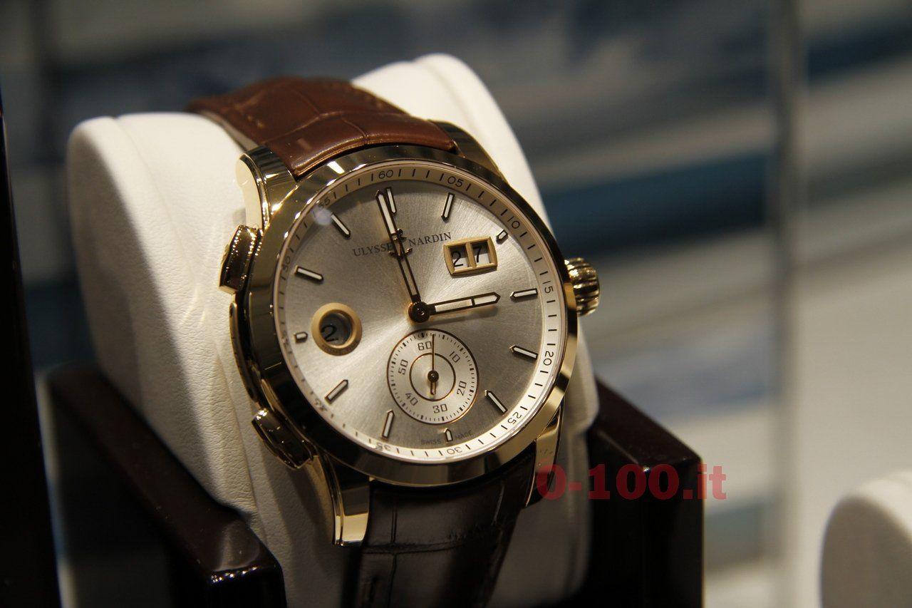 baselworld-2014-Ulysse Nardin Dual Time Manufacture_Ref_3346-126-91_0-1004