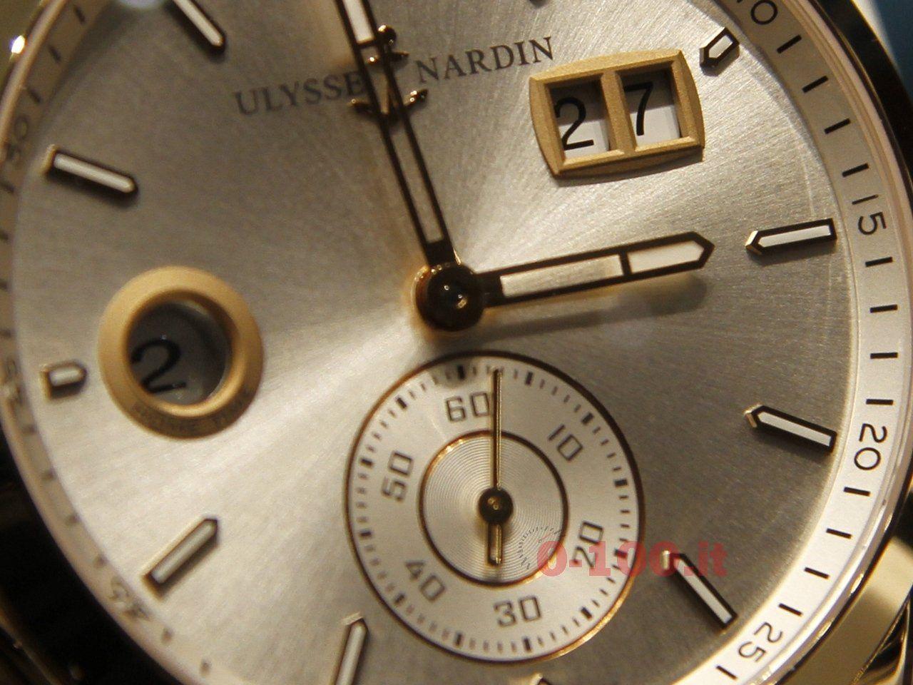 baselworld-2014-Ulysse Nardin Dual Time Manufacture_Ref_3346-126-91_0-1007