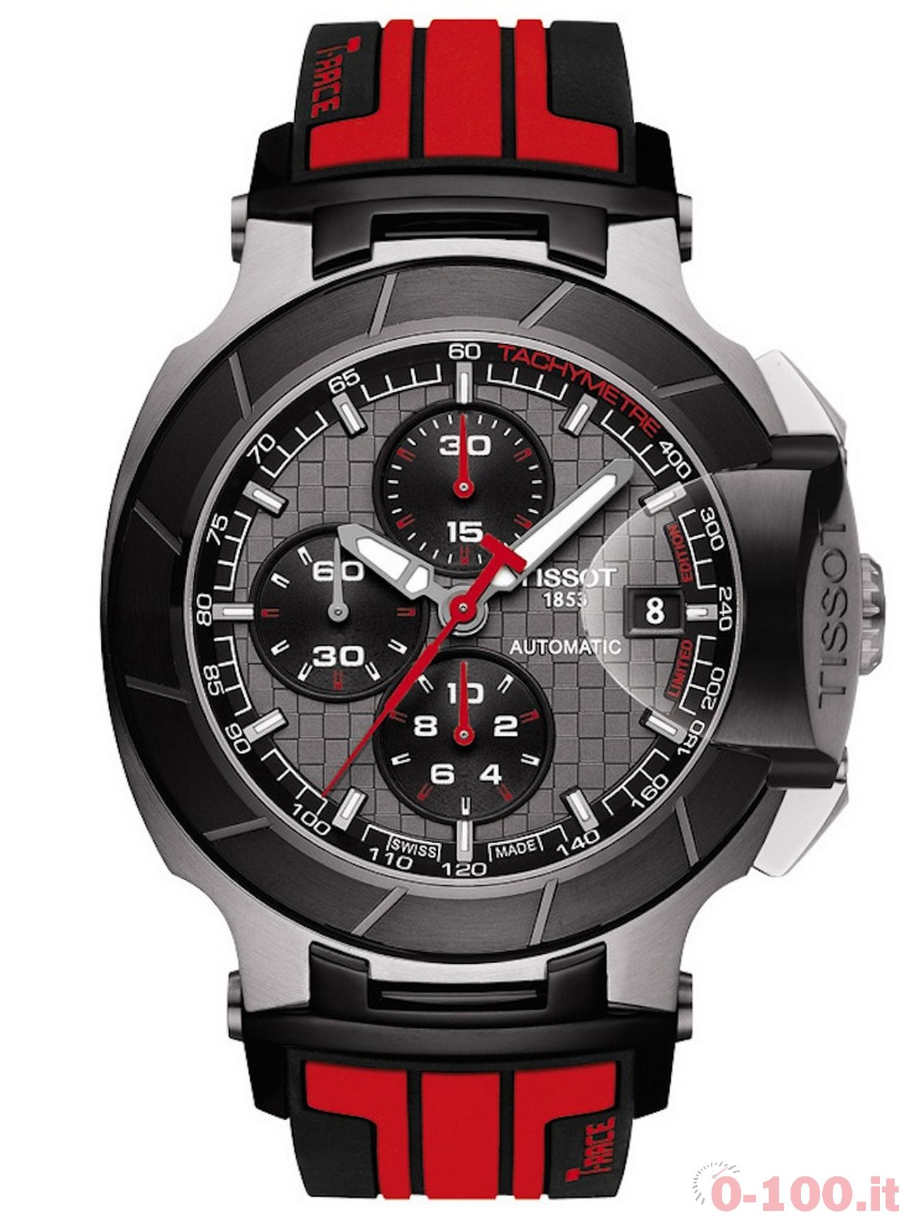 Baselworld 2014: Tissot T-Race MotoGP Automatic Chronograph Limited Edition 2014 - 0-100.it