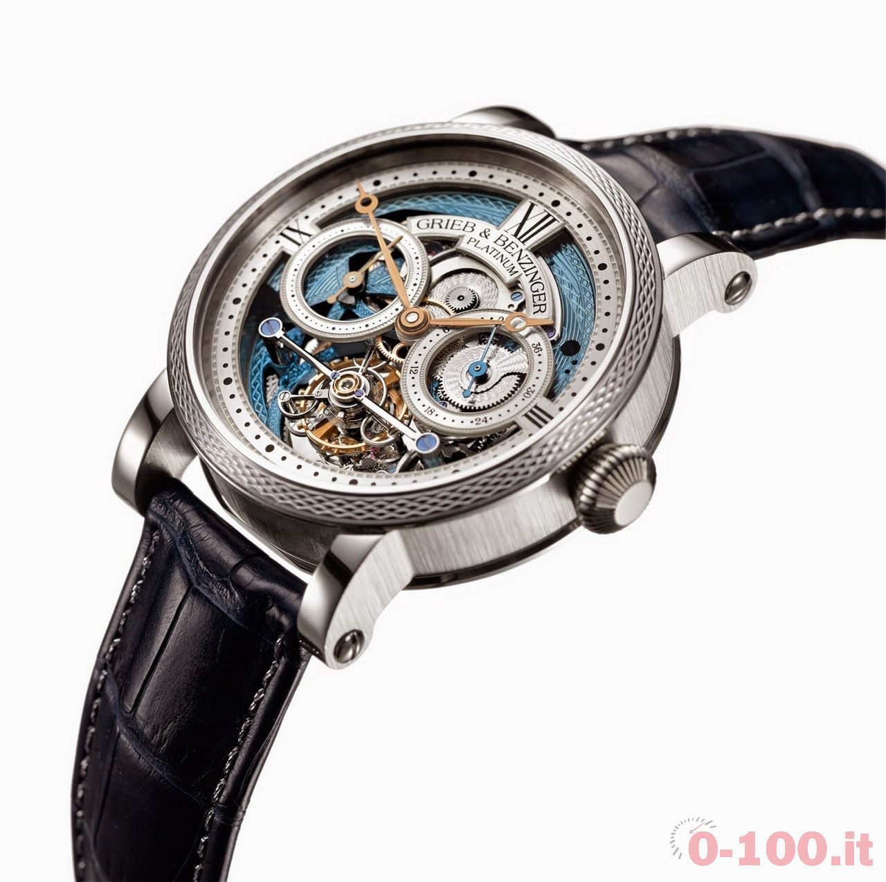 GRIEB & BENZINGER - The BLUE MERIT 1