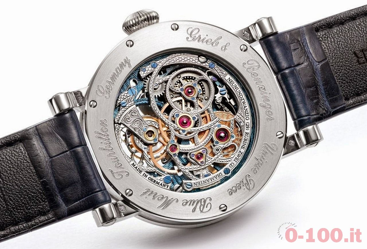 GRIEB & BENZINGER - The BLUE MERIT 2